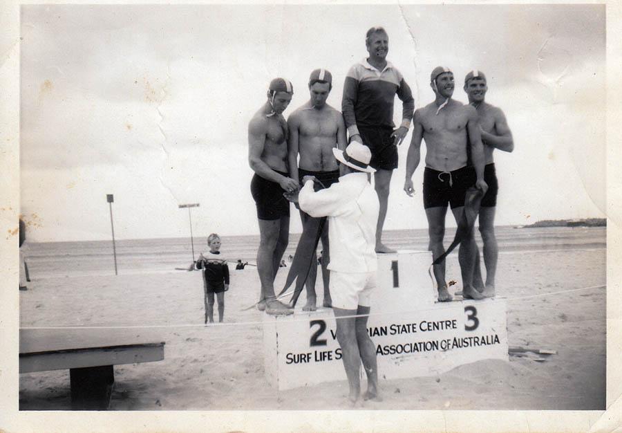 Senior Boat Crew1st At Apollo Bay 1967
