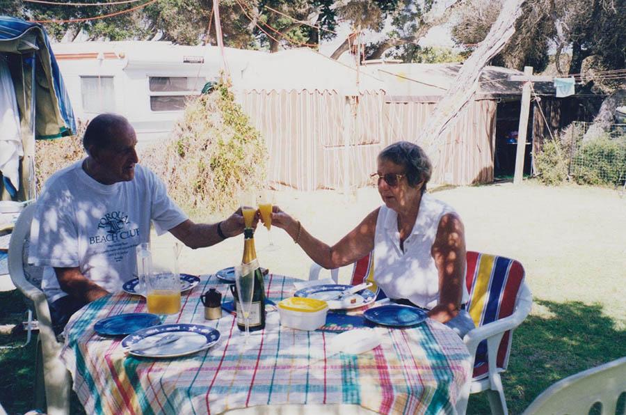 Gladys And China 1998 001