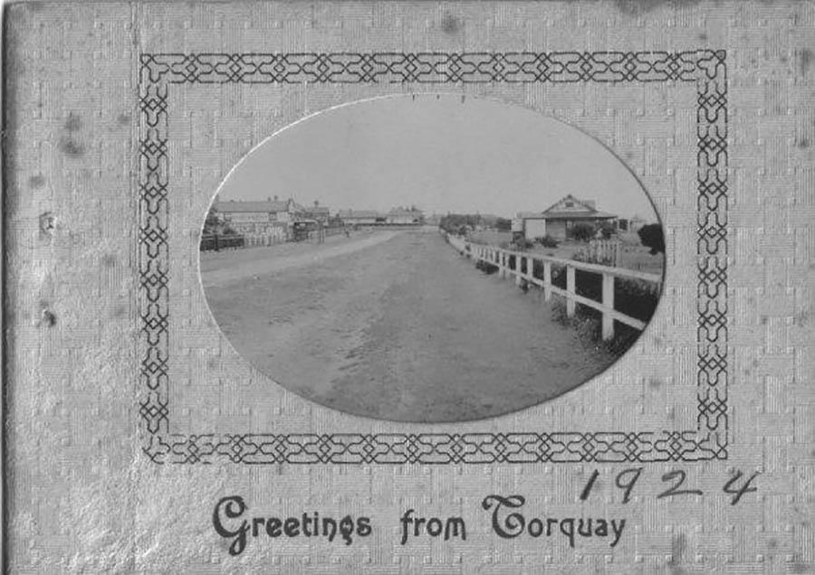 1924 Postcard