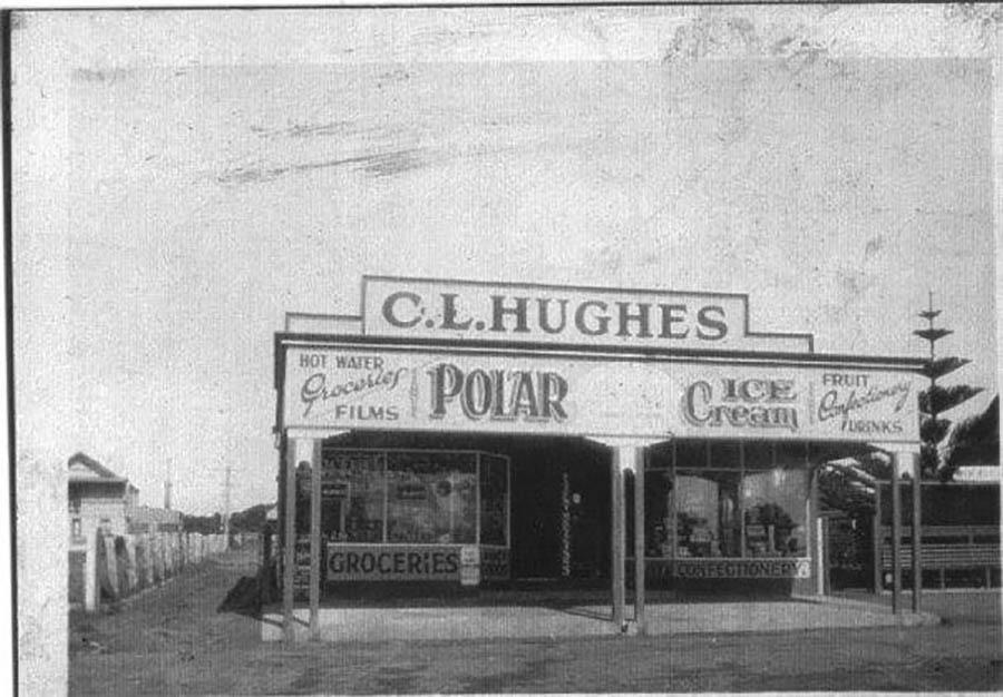 Doc Hughes Shop