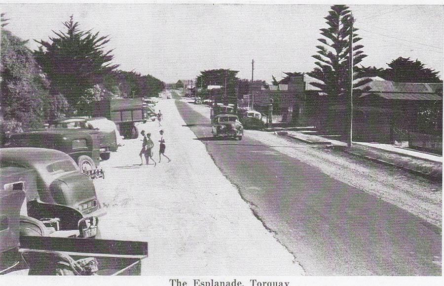 The Esplanade Circas 1950