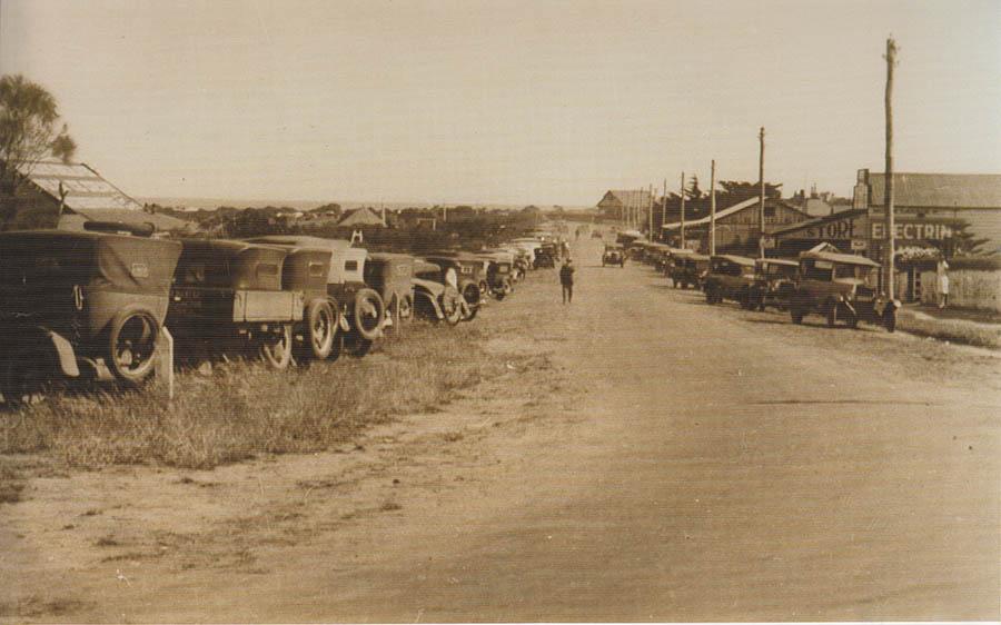 The Esplanade Circe 1920's