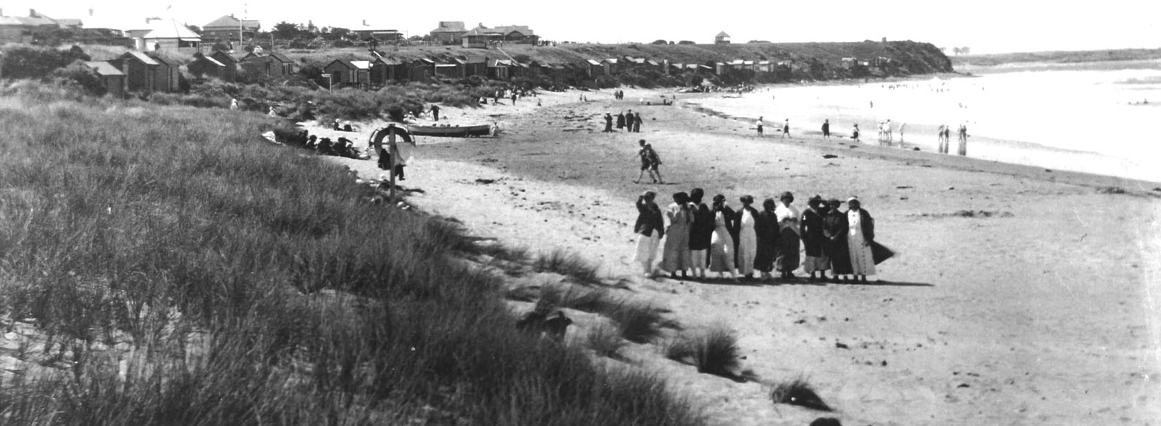 Front Beach Early 1900s